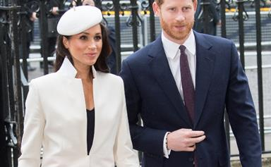 Revealed: Meghan Markle and Prince Harry's first engagement as man and wife