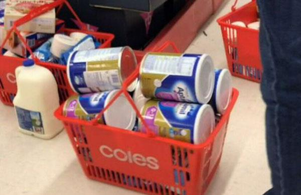 Baby formula under lock and key to provide equal opportunity for all shoppers