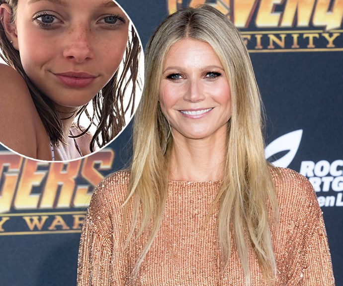 Gwynnie's twinny! Gwyneth Paltrow's sweet tribute to her mini-me daughter Apple on her 14th birthday