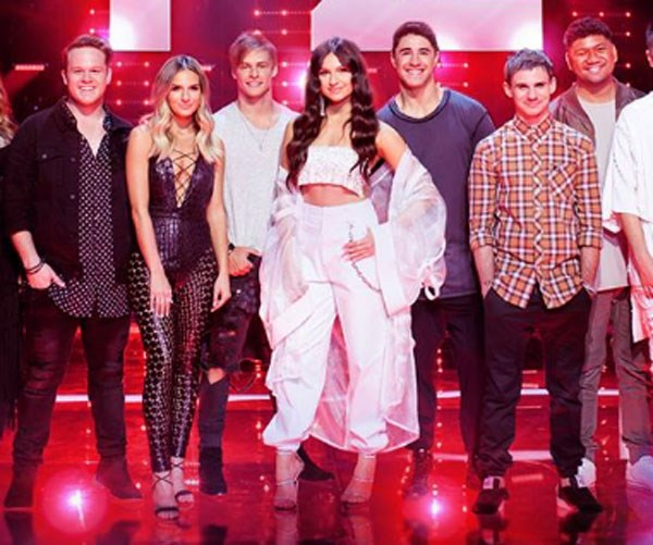 The Voice Australia: Meet your top 12 contestants and 4 wildcards