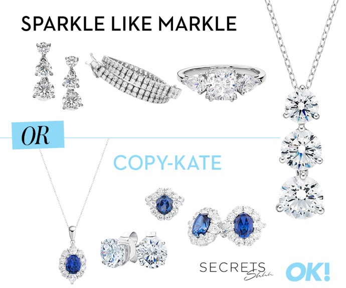 Win one of two jewellery packs fit for a Princess (or Duchess!) valued at over $2,400 each!
