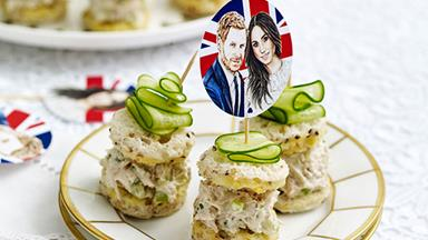8 British themed food ideas for your Royal Wedding viewing party
