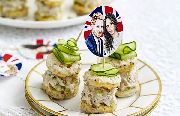 7 British-themed food ideas for your Royal Wedding viewing party