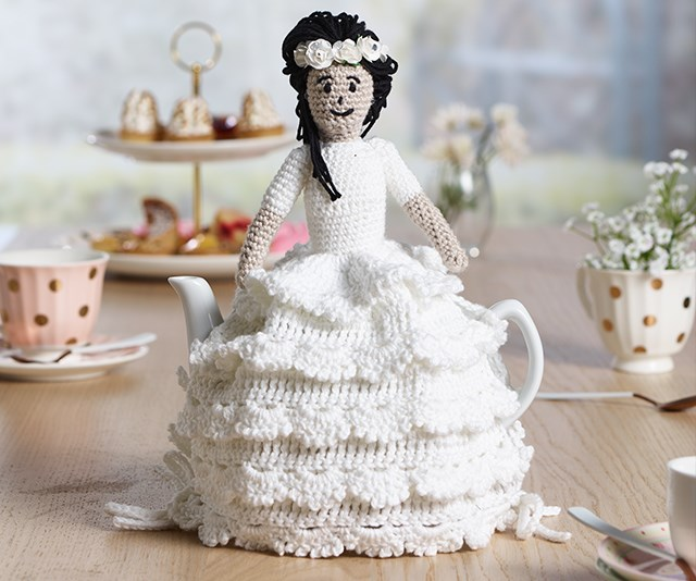 How to make your own princess tea cosy