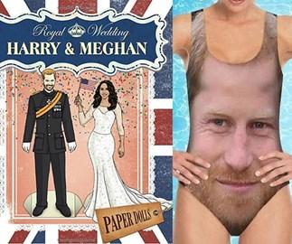 Best royal wedding merchandise: From weird to wonderful