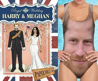 Best royal wedding merchandise: From weird to wonderful
