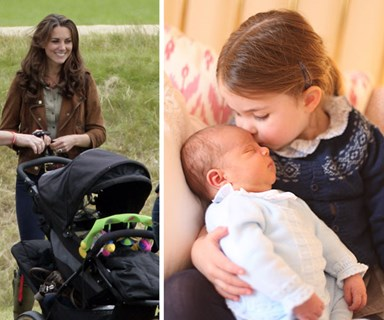 First family outing! Duchess Catherine steps out with Prince Louis and Princess Charlotte