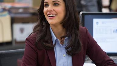 Brooklyn Nine-Nine's Melissa Fumero says the cast were 'shocked' by NBC rescue