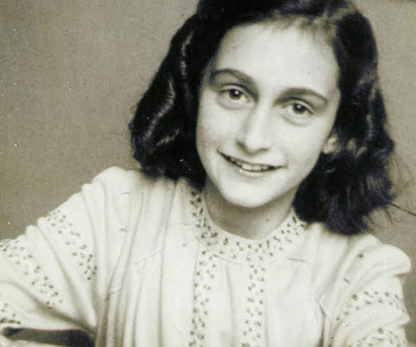 Anne Frank's dirty jokes revealed