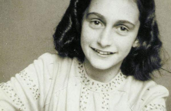 Researchers have discovered two new pages in Anne Frank's Diary, showing the teen's cheeky sense of humour