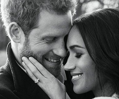 Prince Harry and Meghan stole our wedding day!