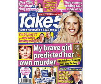 Take 5 Issue 21 Coupon
