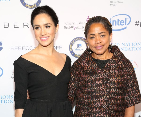 Meghan is said to share an incredibly close bond with her mum.