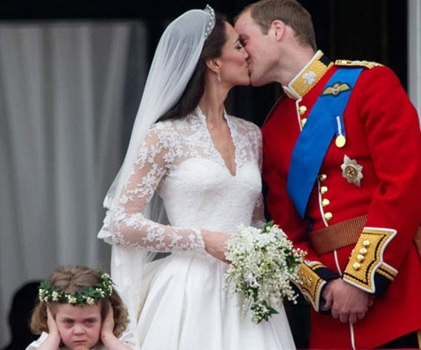 Princess Eugenie be warned! 10 times flower girls and page boys stole the show