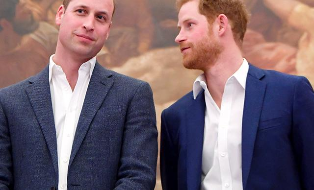 Double booked: Will Prince William leave Harry's wedding early to go to the FA Cup?