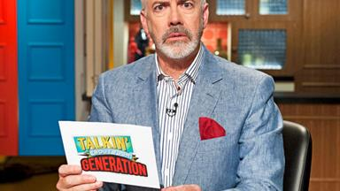Shaun Micallef on 'Talkin' Bout Your Generation' re-boot