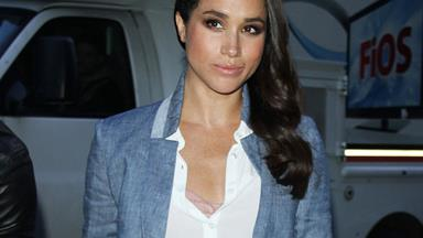 Royal blush! Is this how Meghan Markle will do her makeup on her wedding day?