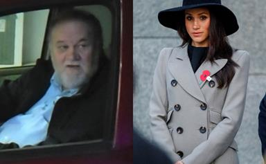 Meghan Markle makes a personal statement about her father and her wedding