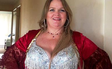 Real life: This plus sized belly dancer teaches women to love their curves