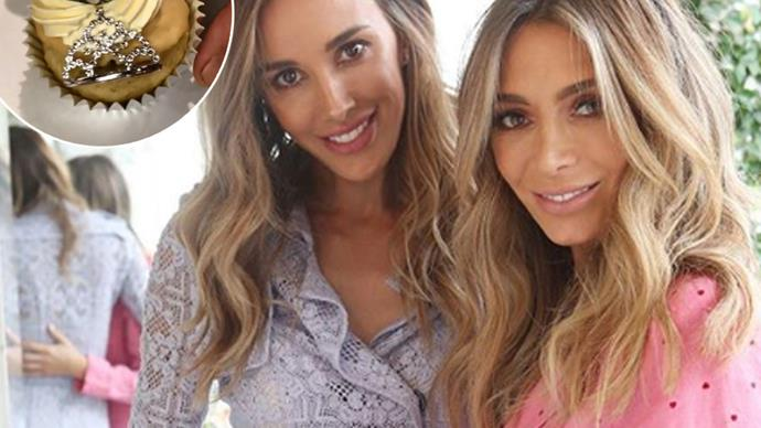 Cupcakes fit for a queen! Rebecca Judd is prepping for a Royal Wedding high tea with her girlfriends
