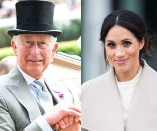 BREAKING: Prince Charles to walk Meghan Markle down the aisle