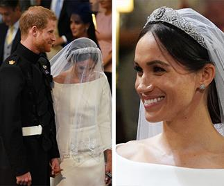 Meghan Markle reportedly did her own make-up on her wedding day
