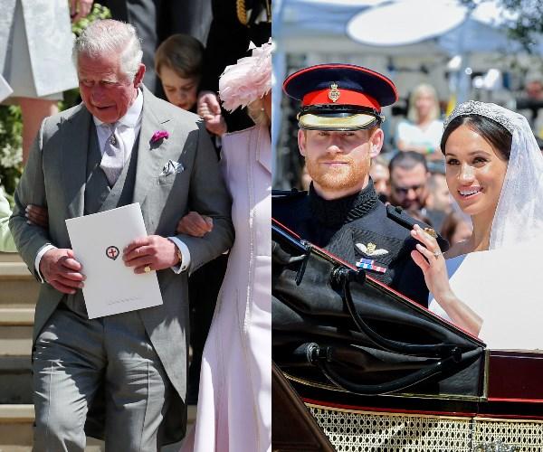 Prince Charles, Prince Harry, Meghan Markle