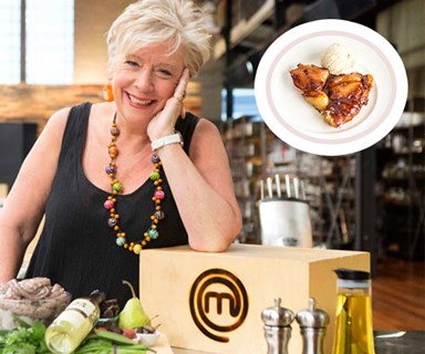How to make a tarte tatin just like Maggie Beer on MasterChef