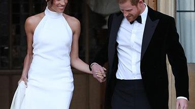 How Duchess Meghan broke Royal protocol less than 24 hours after marrying Prince Harry