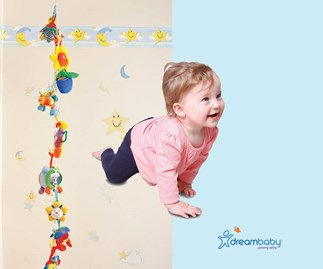 Win a Dreambaby® sleep safely prize pack valued at $104.75.