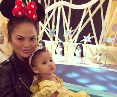 Chrissy Teigen gets real about life after childbirth and we can't help but cheer