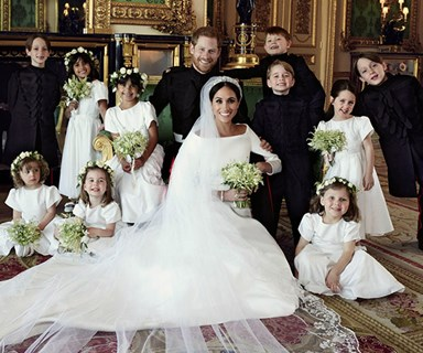7 things you didn't notice about the official Royal Wedding photos
