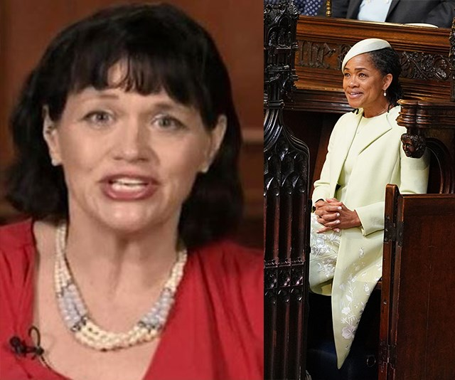 "Meghan's half sister Samantha Markle accuses Doria Ragland of ""cashing in"" on the royal wedding"