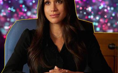 Meghan Markle's royal website bio forgets to mention her stellar acting career