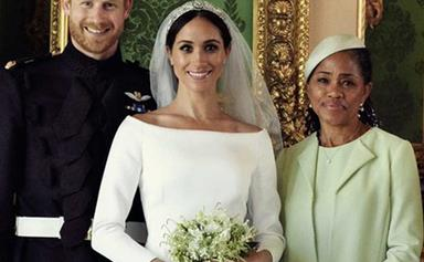 OPINION: It's OK Meghan Markle only had one family member at the Royal Wedding