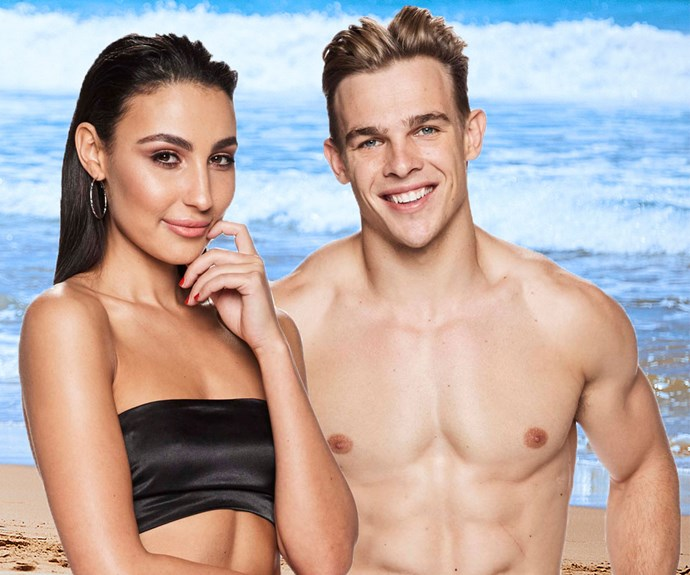 Love Island Australia contestants!