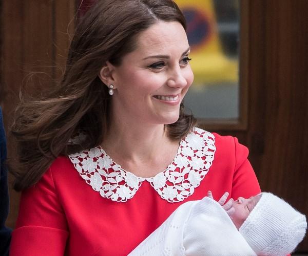 Duchess of Cambridge, Prince William, Prince Louis