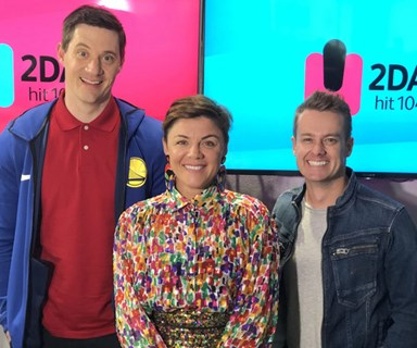"""Is 2DayFM's Em Rusciano hard to work with? Insiders say things on the show are """"at breaking point"""""""