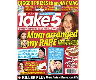Take 5 Issue 22 Coupon