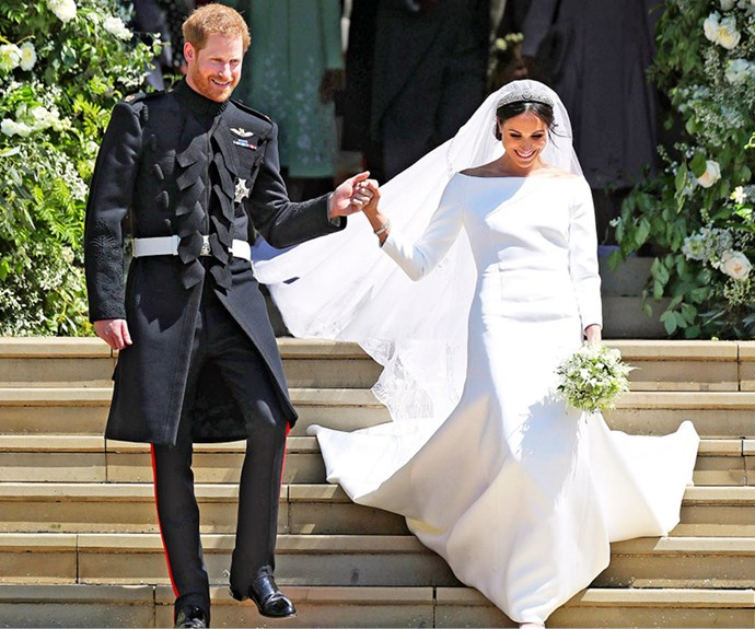 Win a replica royal wedding just like Harry and Meghan's valued at $22,550