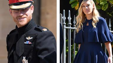 "Inside Prince Harry and ex-girlfriend Chelsy Davy's ""tearful"" final phone call before the Royal Wedding"