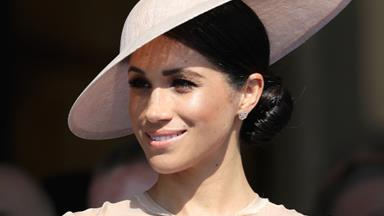 """Meghan Markle's perfect response to a friend who asked: """"Do I bow to you?"""""""