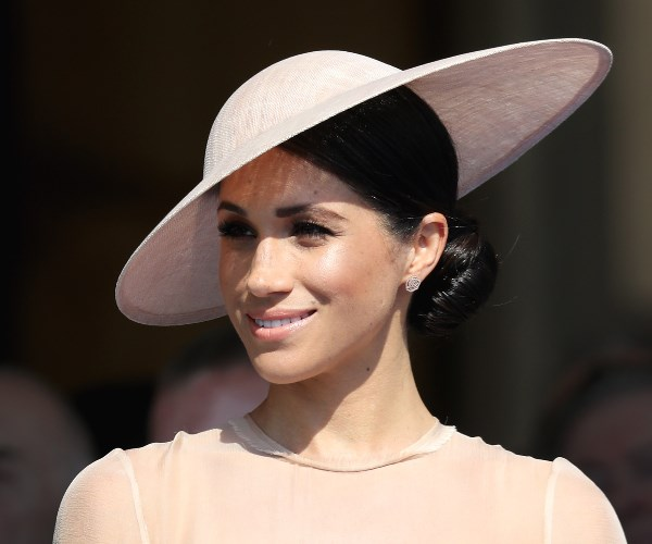 Meghan has maintained her dignity throughout all these attacks.