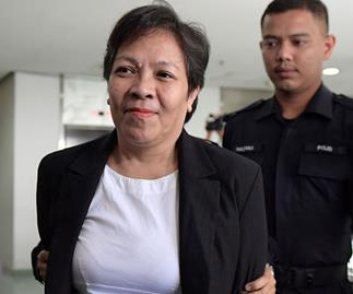 An Australian grandmother has been sentenced to death in Malaysia after possible online romance scam