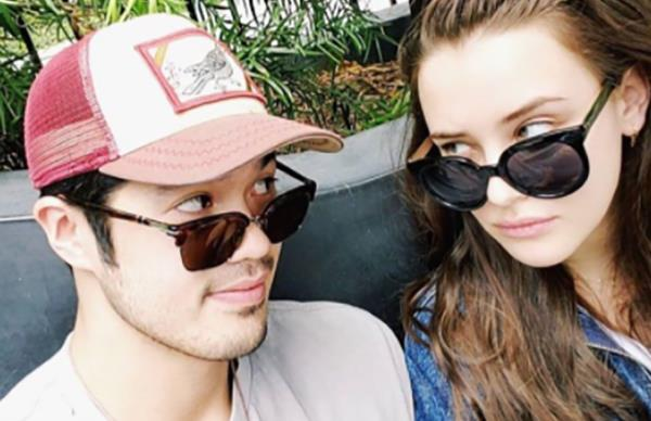13 Reasons Why's Katherine Langford and Ross Butler are secretly dating in real life