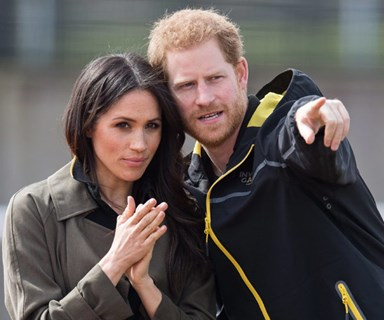 Prince Harry's wedding gift to Meghan Markle: A home in Australia