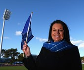 Former controversial Tasmanian senator Jacqui Lambie is looking for love