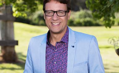 TV WEEK Gold Logie Nominee Andrew Winter reveals he's suffered a Bell's Palsy episode