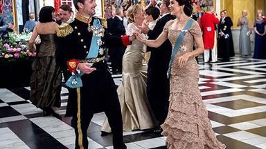 Take a look inside Prince Frederick's fantastic 50th birthday celebrations