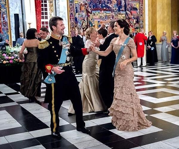 Prince Frederick's fantastic 50th birthday celebrations